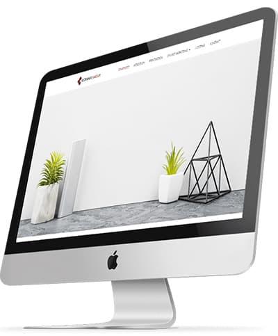 Online-Marketing-Agentur-Aachen-Kloeckner-Sadler-IMac-Webentwicklung-Webdesign-Startseite